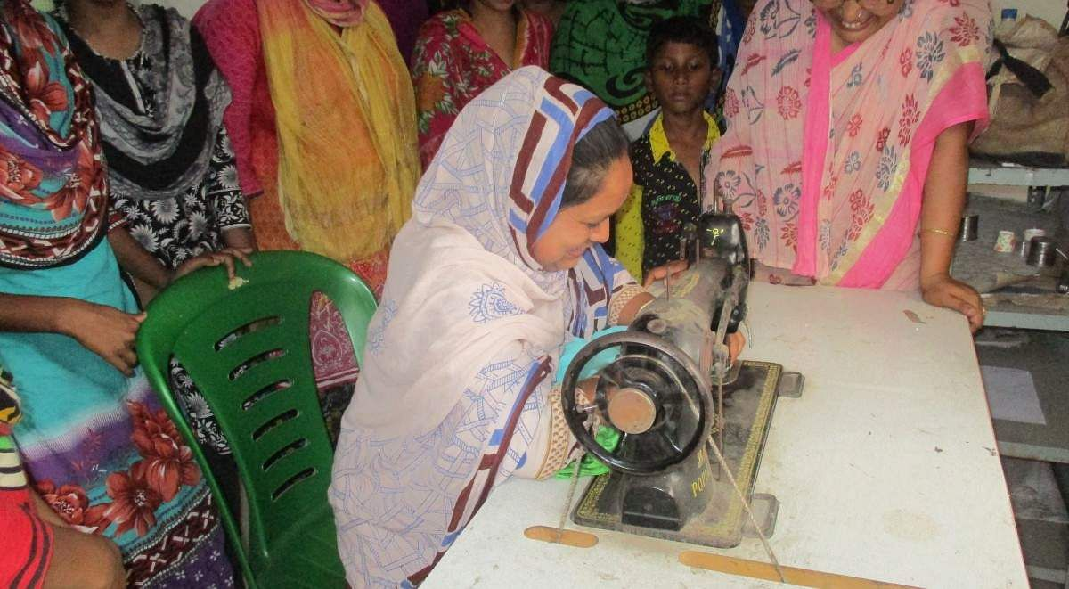 How Rahima's quest to empower and educate marginalised women and