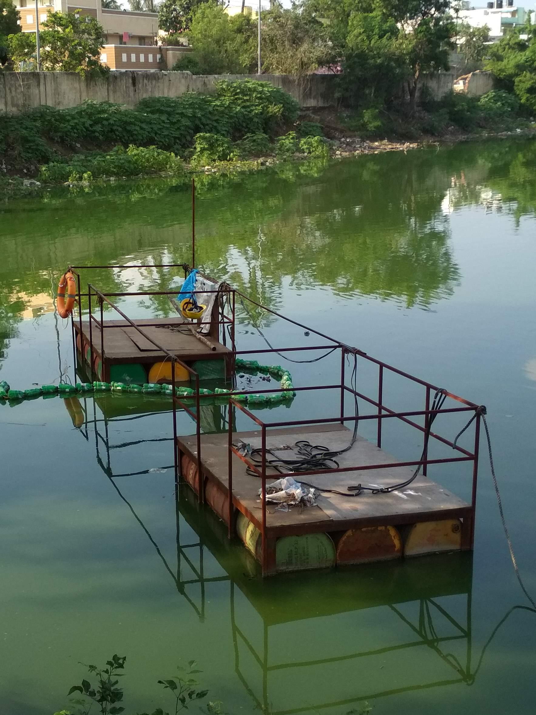 ICF Villivakkam lake chennai
