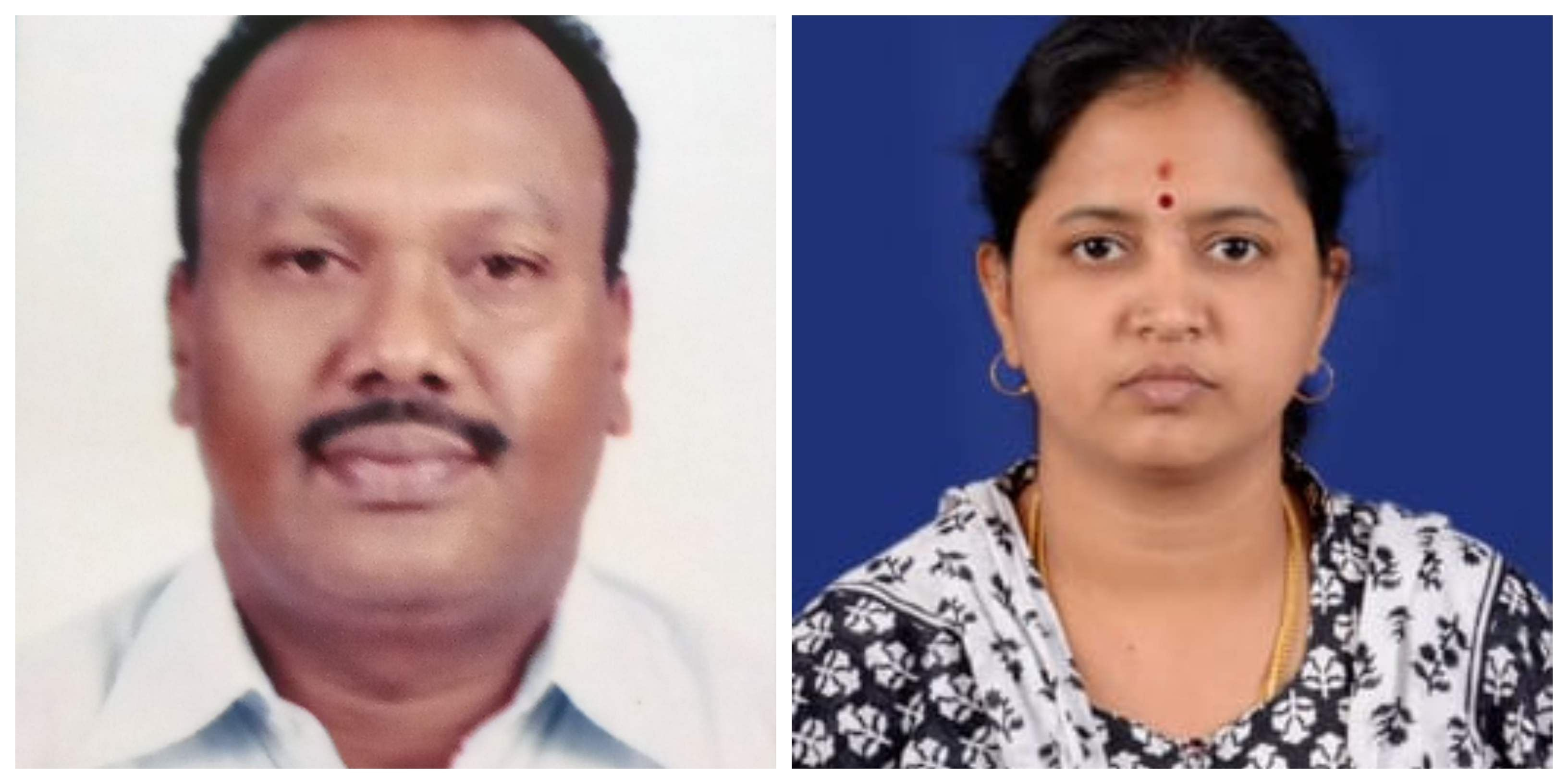 R Chinnadurai and R Aruna Jayamani