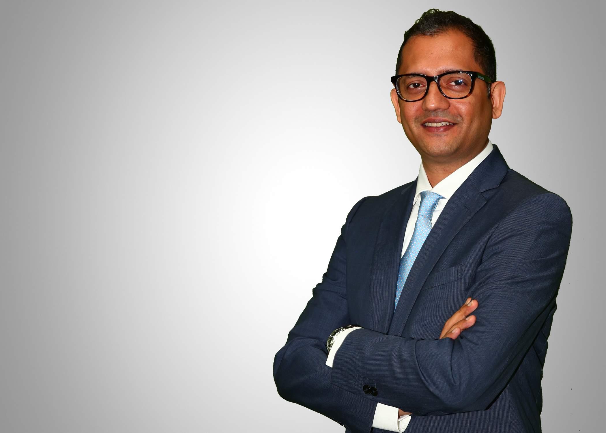 Ambrish Sinha, CEO, MeritTrac