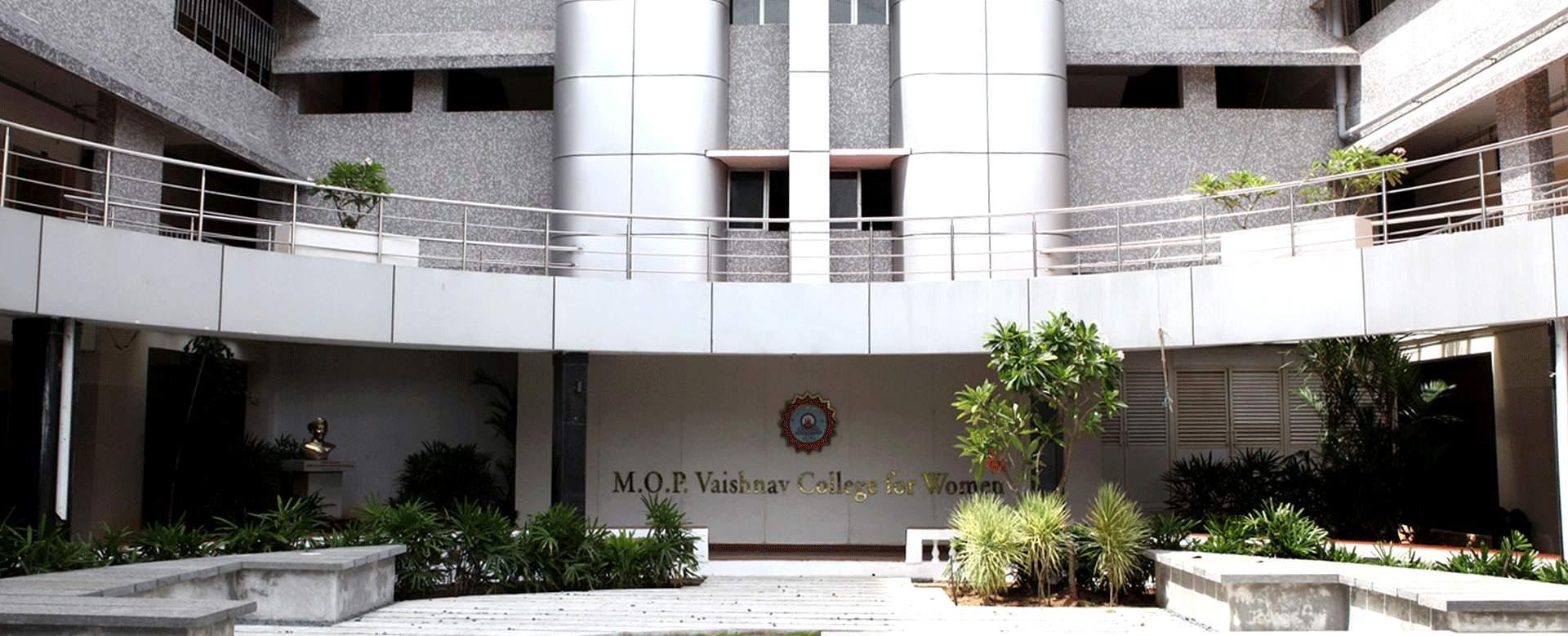 MOP Vaishnav College