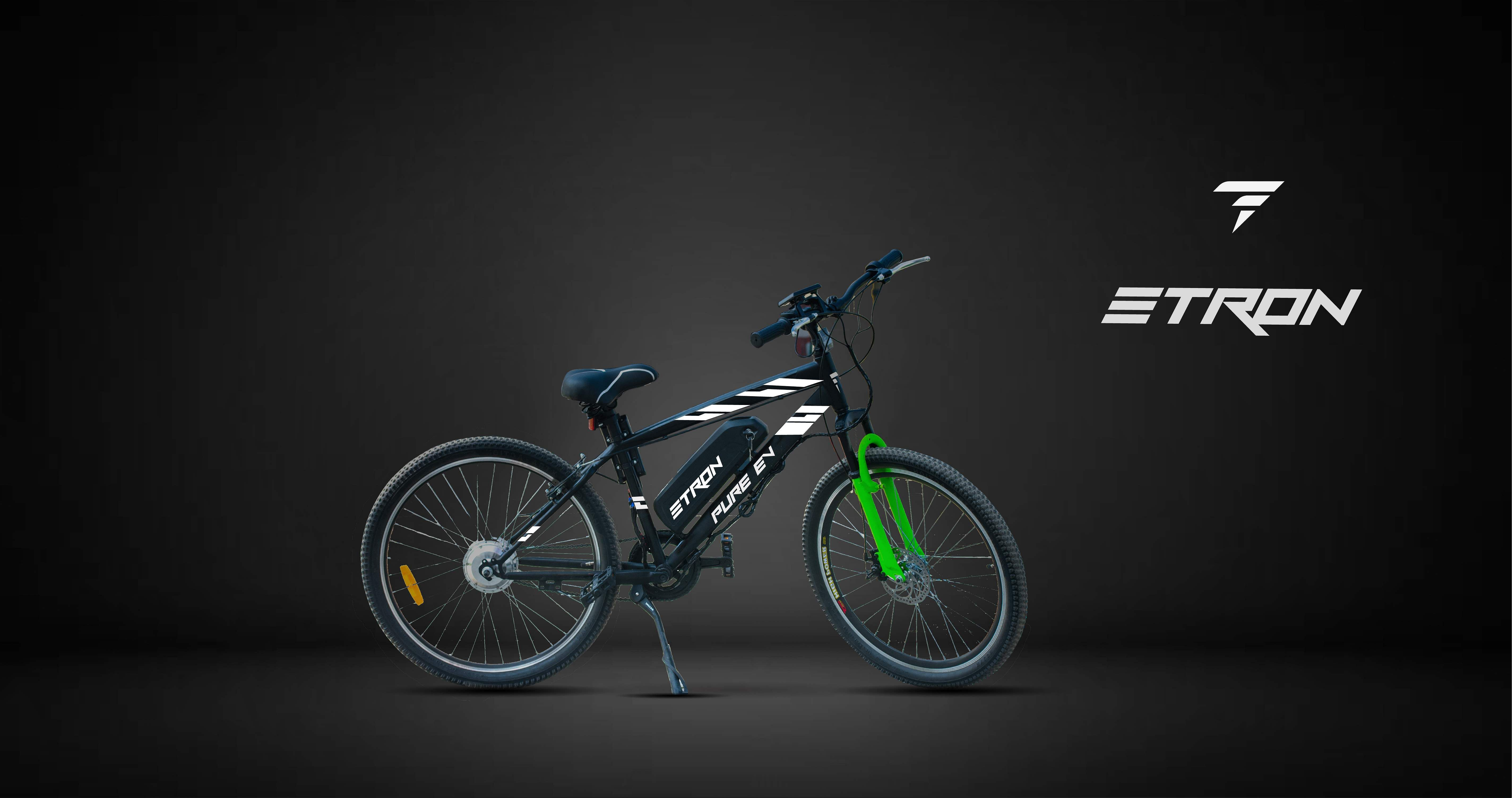 The next cool bicycle ETron is here