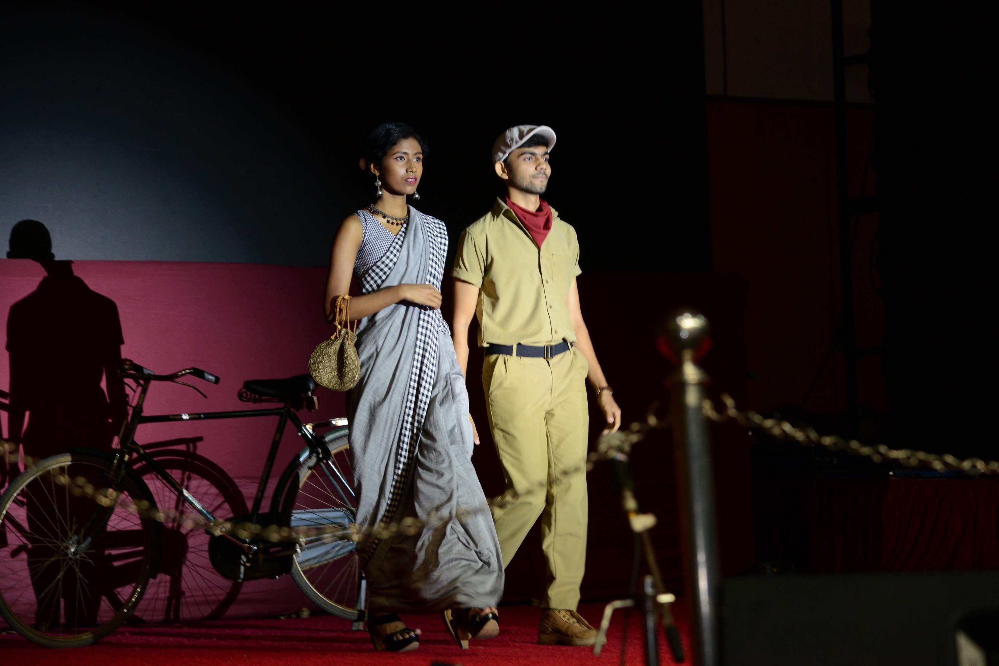 IIT Madras campus student fashion