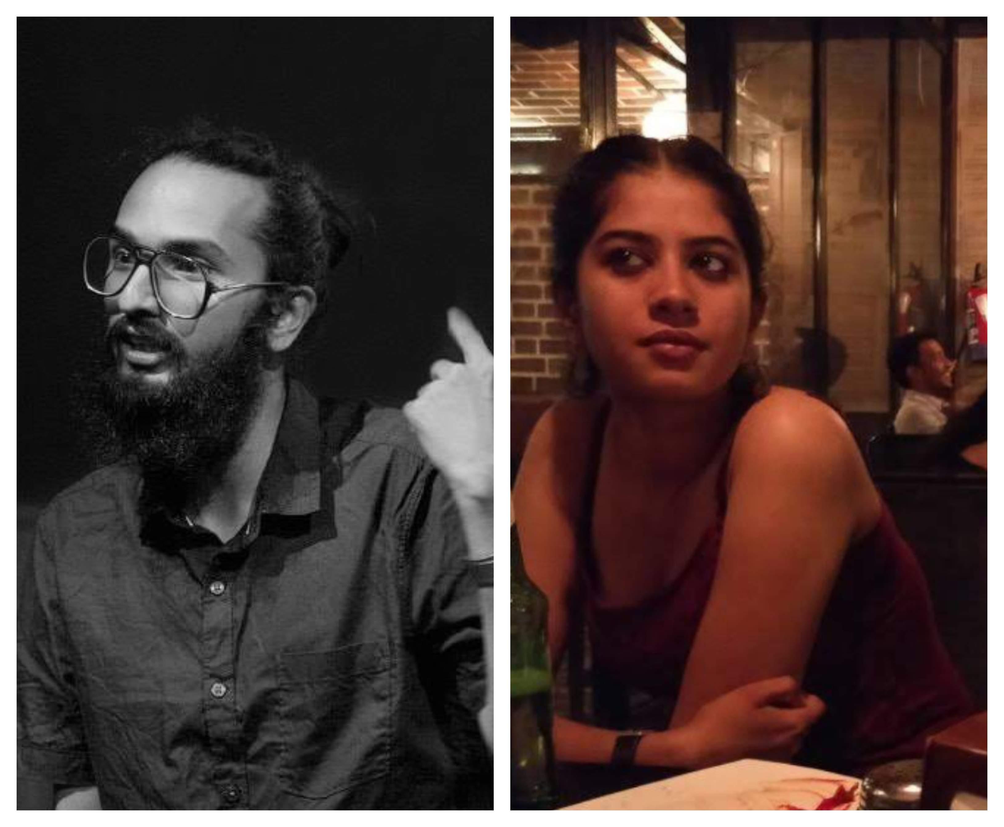 Anantha Perumal and Amrita Sekhar