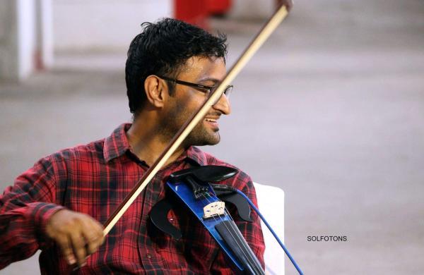 His top three favourite Indian classical ragas are Charukeshi, Ahir Bhairav and Hamir Kalyani