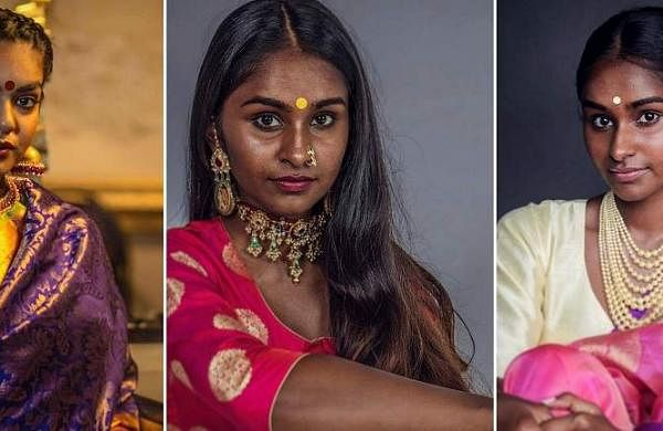 Ayush Kejriwal is one of the few designers who has used dark-skinned models to sell his designs