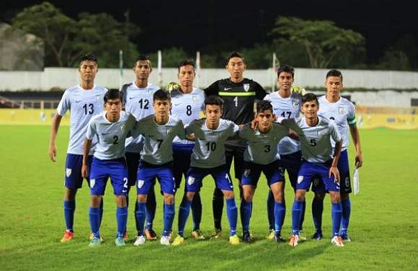 The camp began as a fun activity but will now be treated more seriously with Manikanadan's progress (representative picture/ India U17 team)