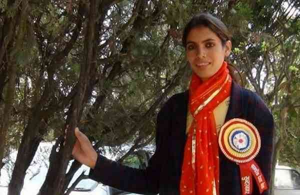 Jabna Chauhan was honoured by Prime minister Narendra Modi on the occasion of International Women's day