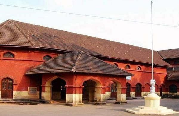 The historic college with its imposing red structure was a scene of nostalgia for the BSC batch of septuagenarians