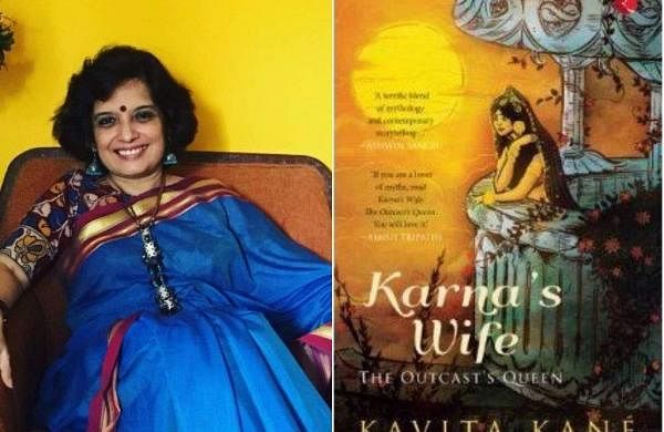 Kavita Kane's first book 'Karna's Wife' gave her a cult following