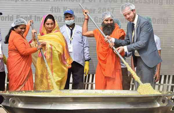 India, however, entered the Guinness World Records with its 918 kg Khichdi dish   PTI