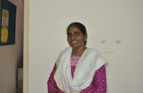 Koualya Periasamy founded a society called Positive Women's Network to support the victims of HIV AIDS