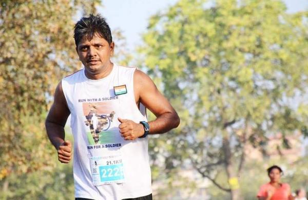 Since December 11, 2016, Lt Col Sundaresan Renganathan has run a marathon everySunday