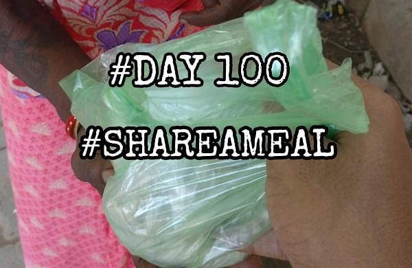A post from the Share A Meal Campaign