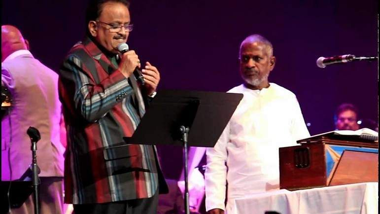 Now no one can perform Ilayaraja's songs without his