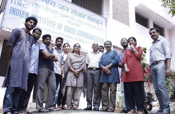 Indian Institute of Mass Communication (IIMC) - Kottayam has called for applications  for its new Malayalam journalism course