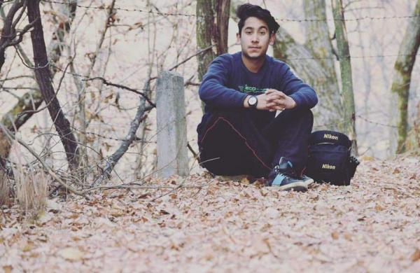 Zeyan Shafiq is the face behind Kashmir's Facebook - Kashbook