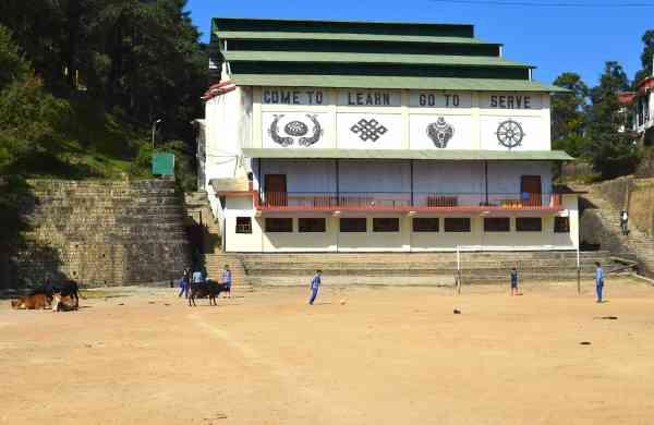 A_children_school_in_Dharamkot_Himachal_Pradesh_India