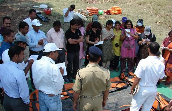 Training_of_Teachers_of_Pune_University_on_Disaster_Management