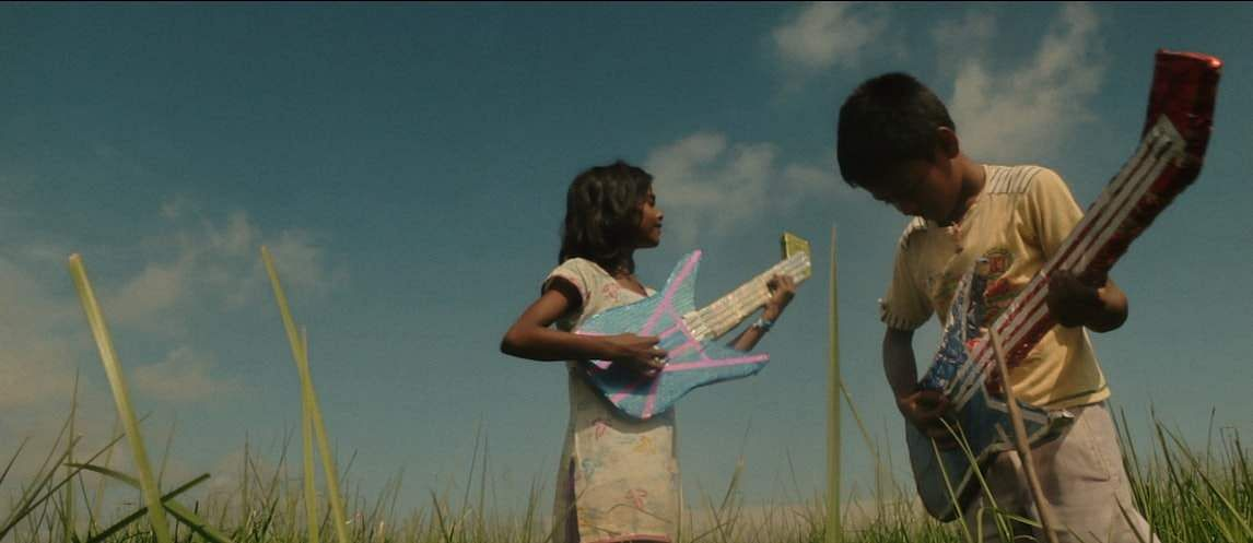 Image result for village rockstars movie