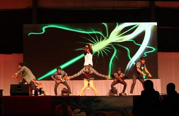 Over 1,500 students from across the country have gathered for NIT Tiruchy's annual four-day event | Youtube|