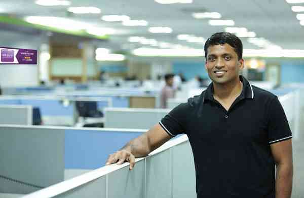 Byju believes that explaining concepts by relating it to real life experiences improves understanding and retention of concepts