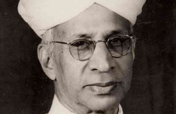 The first vice-president of India Sarvepall Radhakrishnan was one of the most distinguished twentieth-century scholars