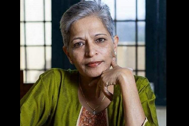 BJP urges Karnataka to 'seriously' probe Gauri Lankesh's murder
