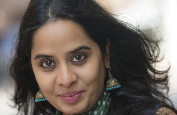 Rochelle Potkar is a poet and a writer