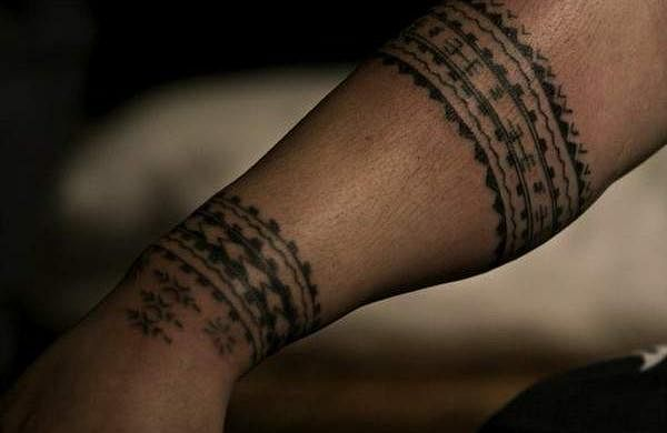 great-forearm-tattoo-polynesian-cool