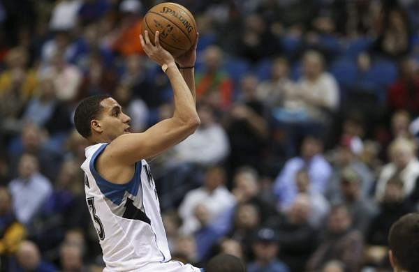 Kevin Martin played 12 seasons in the NBA before retiring