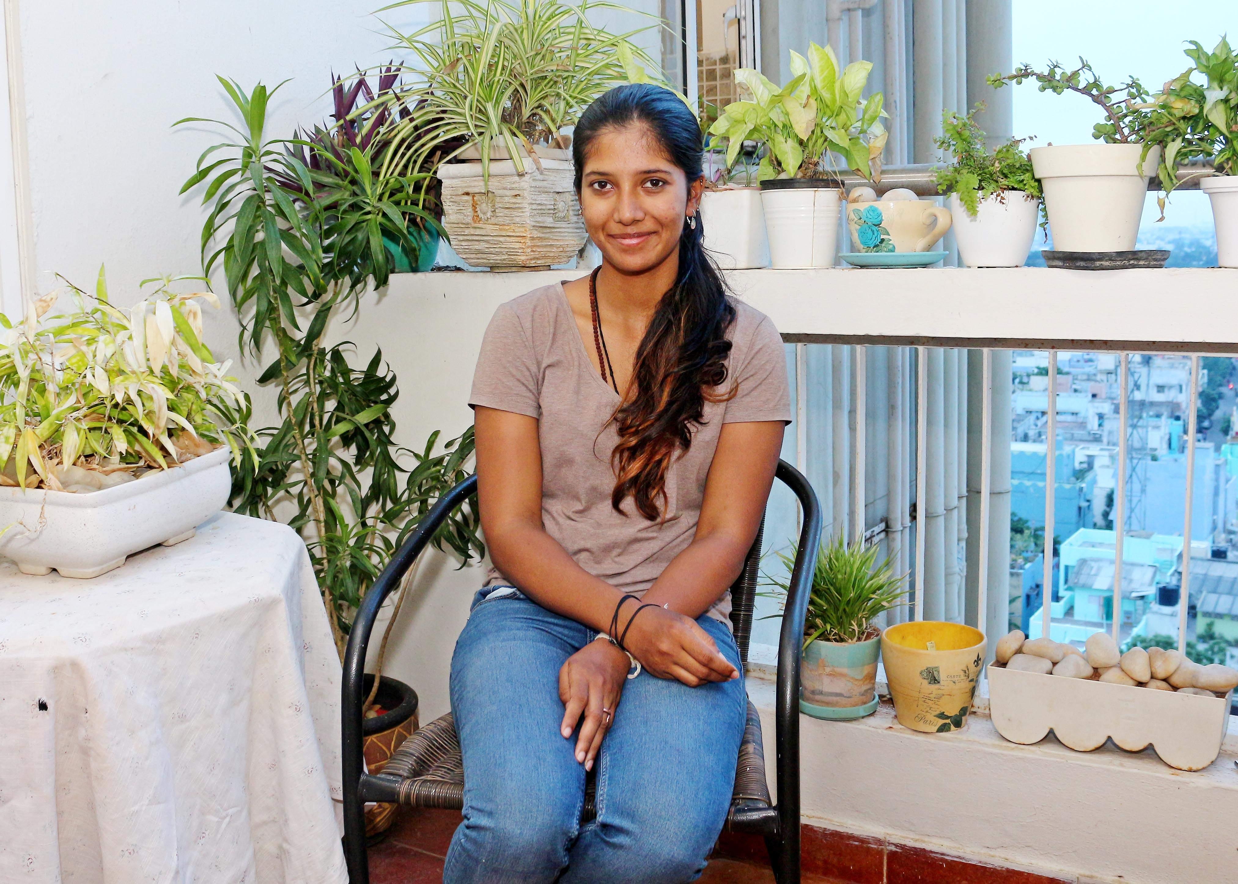 Asian Games medal winner Varsha Gautham