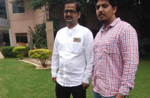 Rohan Kulkarni and Pavan Patil began their journey of Freshboxx in Hubballi
