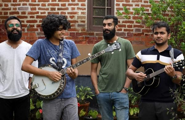 The band's tour pans over 10 Indian cities | Pics: Melton Antony