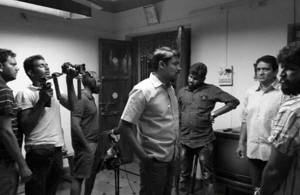 A crew of 10 to 12 people accompanied Ali while shooting