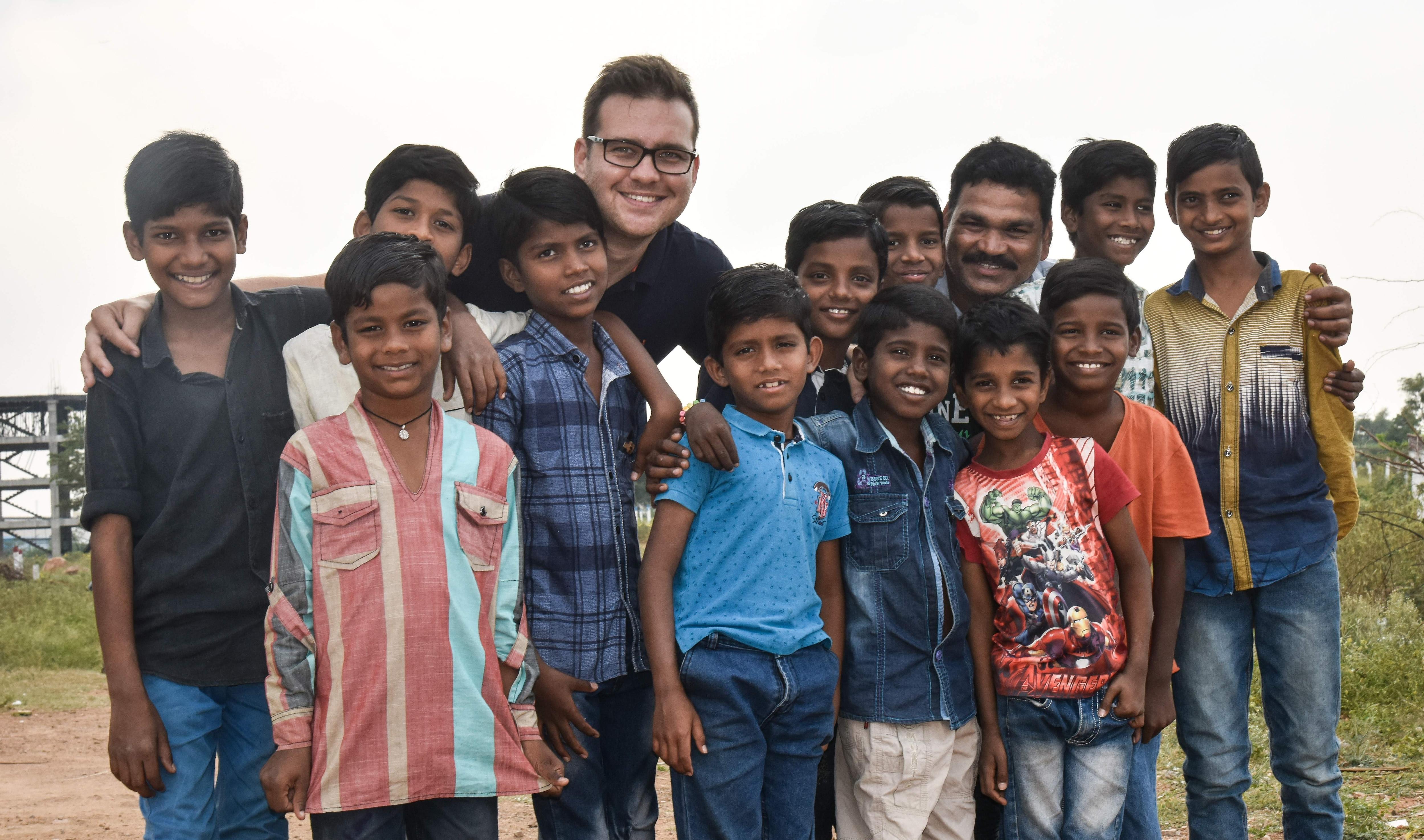 Children's home in Hyderabad