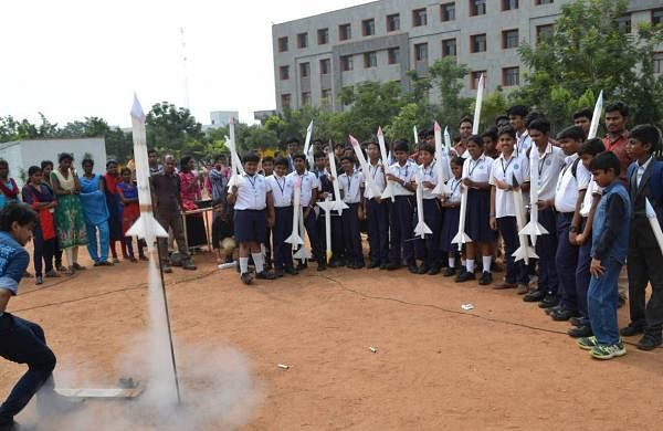 Missile launching competition