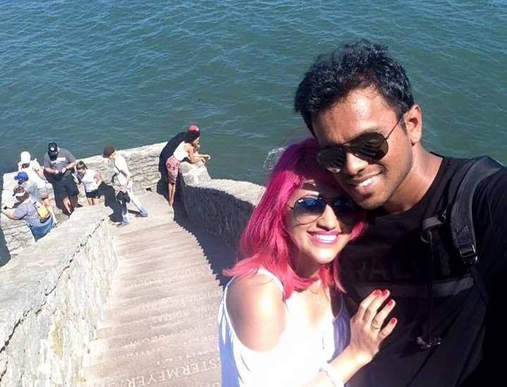 Minaxi Vishnu selfie couple death