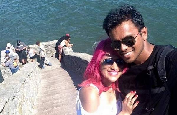 Minaxi Vishnu selfie couple death