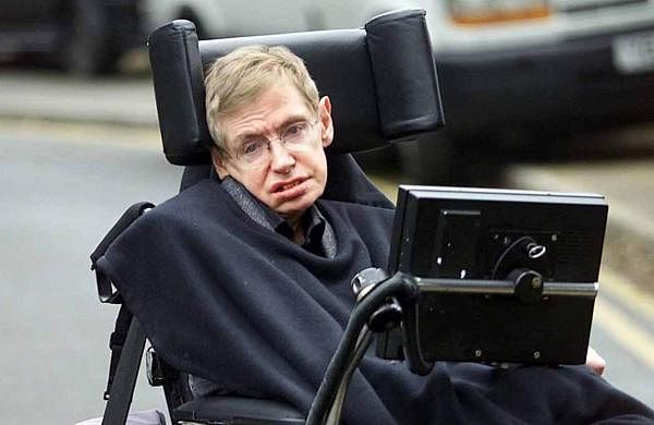 Stephen Hawking wheelchair thesis auction