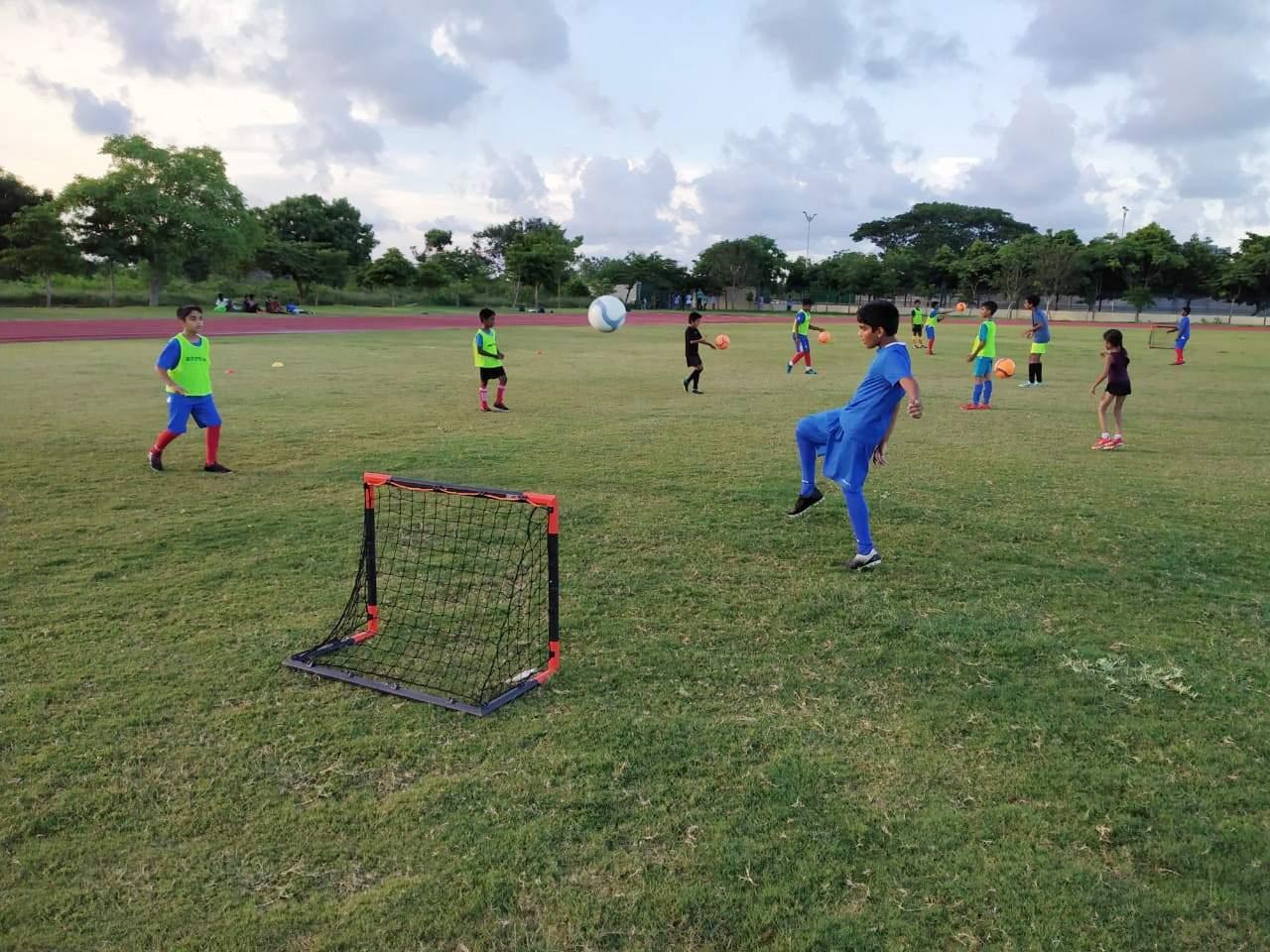 Football Plus Pro - Best Football academy in Chennai
