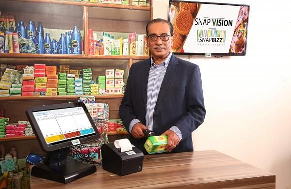 Prem Kumar, SnapBizz founder and CEO has helped over 3000 kirana store owners to turn their shops into a virtual space