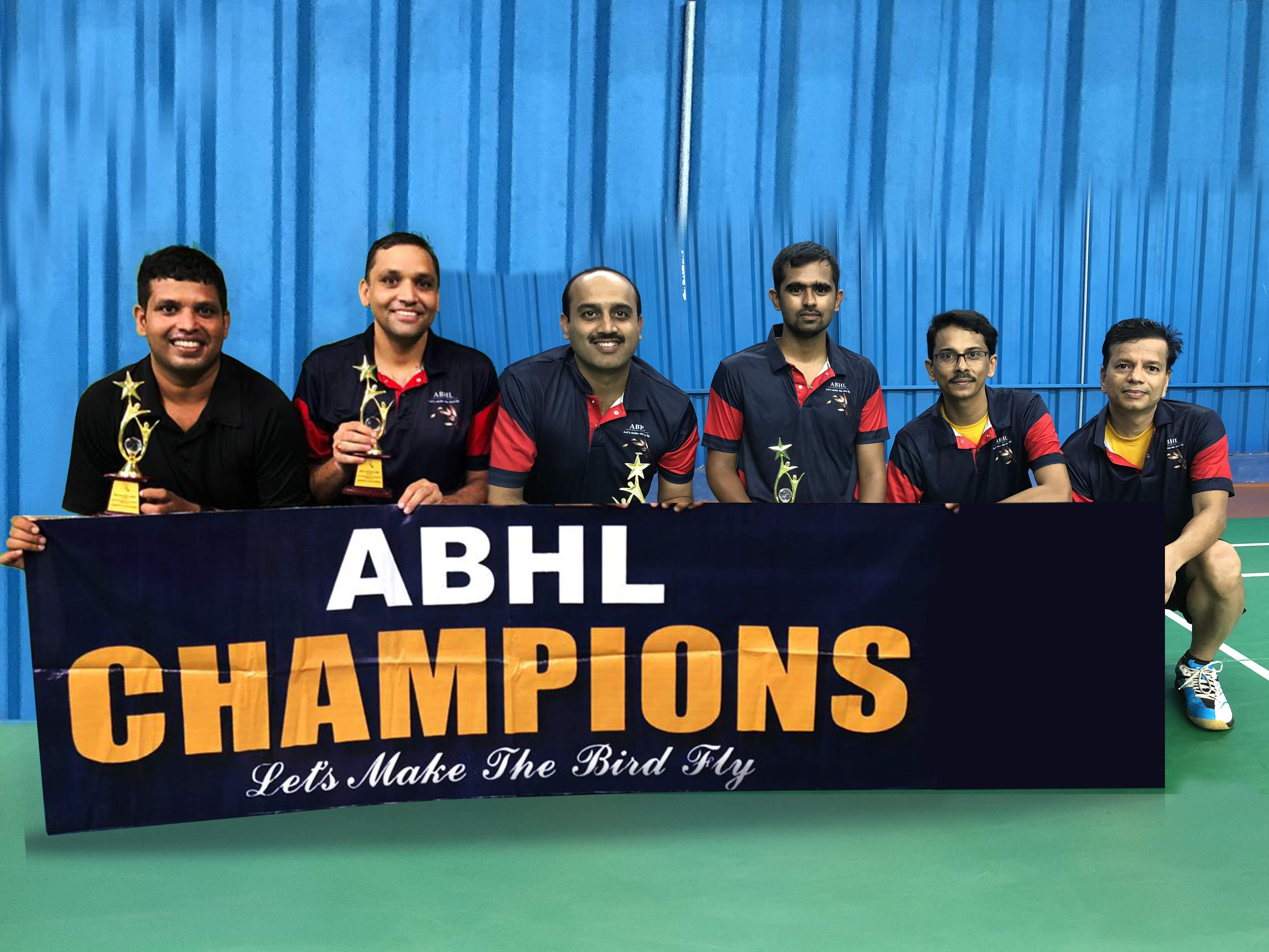 Amateur Badminton Hyderabad League