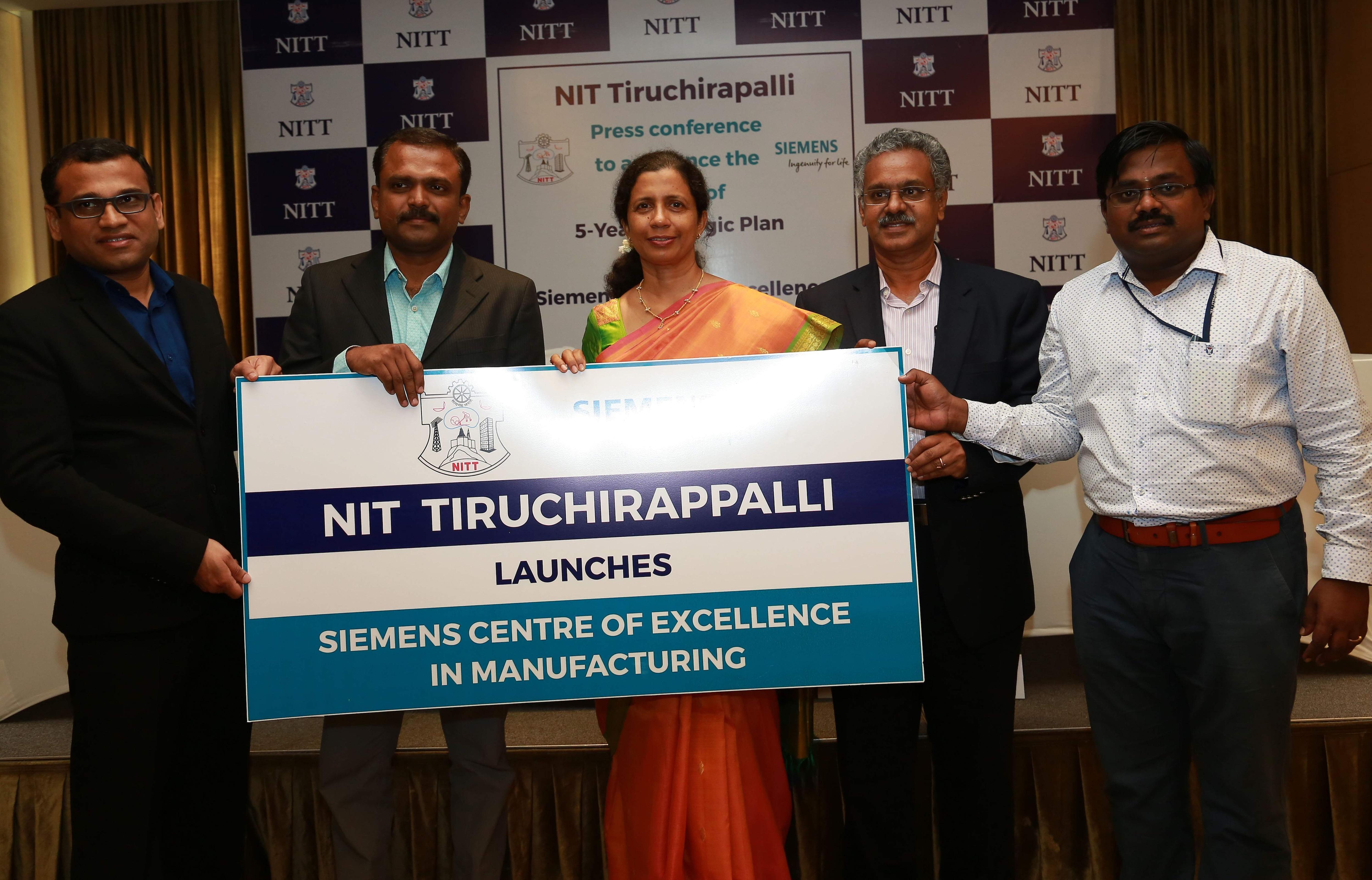 NIT Tiruchirappalli Centre of Dynamic Excellence