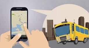 GPS tracker in School buses in Alapuzha