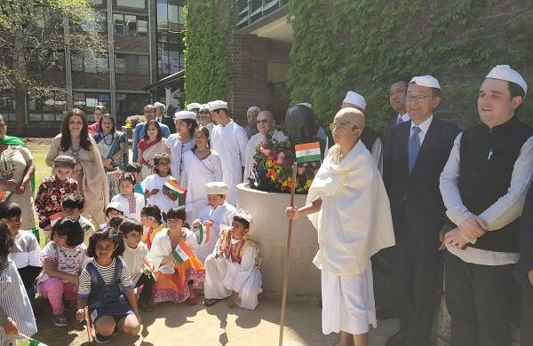UNSW Gandhi Jayanti celebration