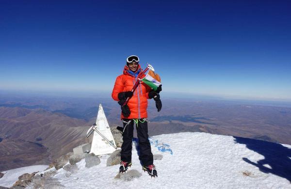 Mount Elbrus Bhavani