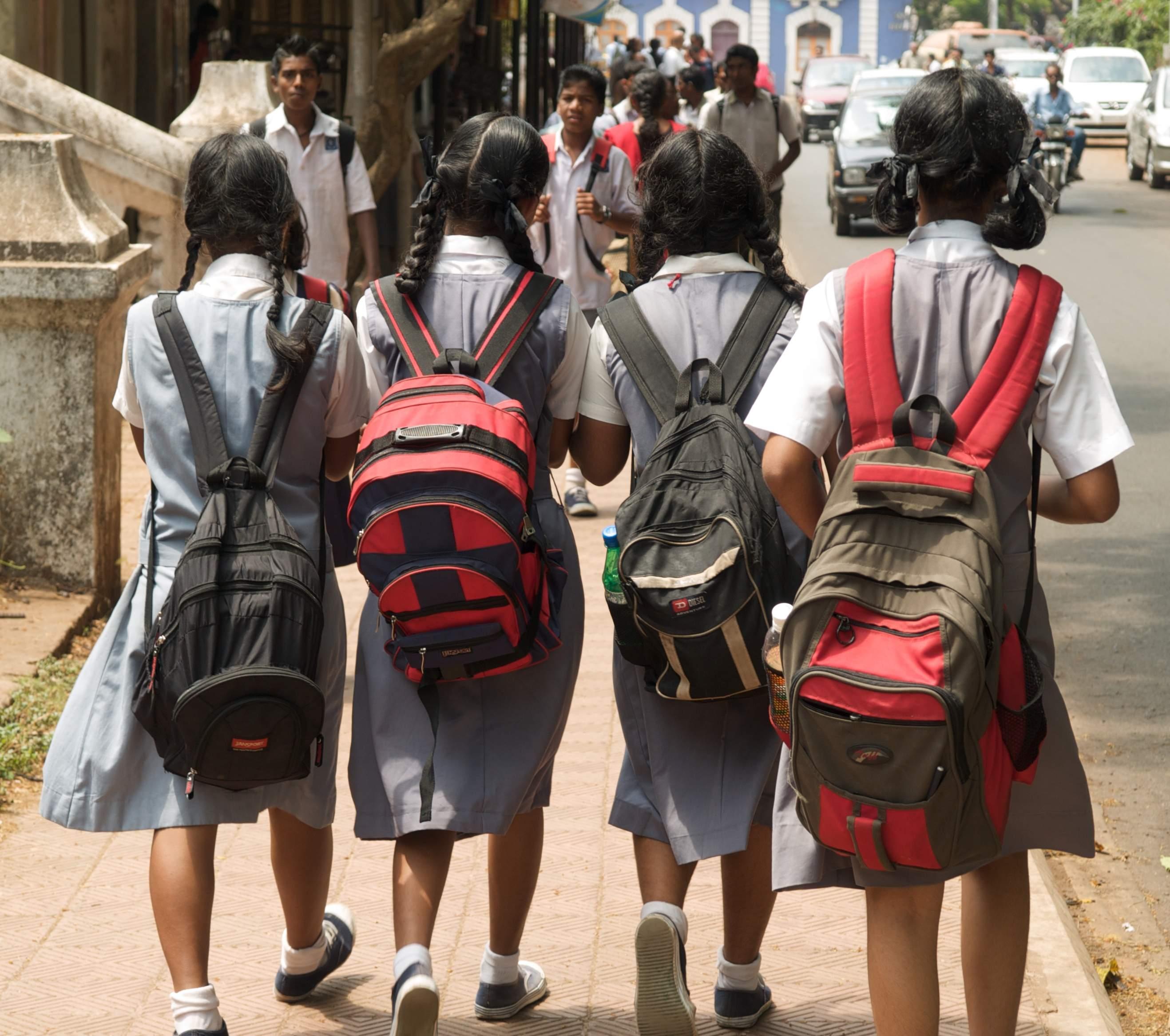 AP government's scheme, Raksha, to give out sanitary napkins to