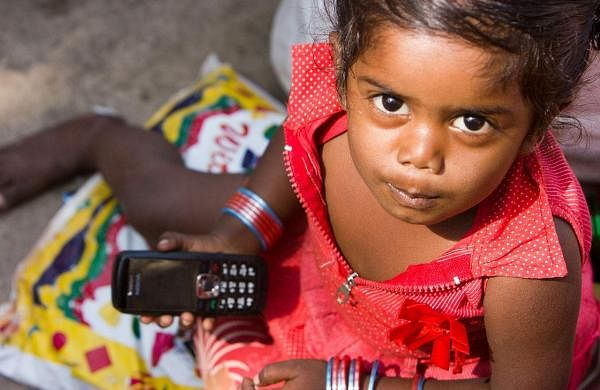 India Girl New Age Skills