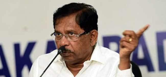 Karnataka Deputy CM G Parameshwara